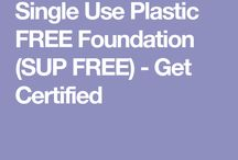 Single Use Plastic FREE Foundation