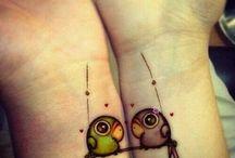 Tatoeage samen