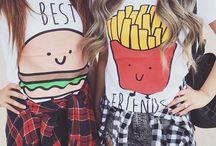 Couple/Friendship Goals / by Alexandra Bozhesko