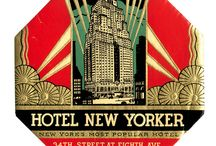 Vintage Travel Imagery