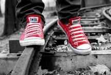 All Star Chuck's / by Mommy the Nerd