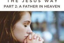 pray Jesus way