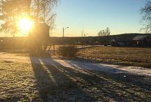 Instagram En fin vintermorgon i Umeå!