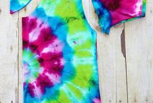 Tie Dye / I love the vibrant colors!   / by Lynn Speegle