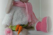 амигуруми  куклы