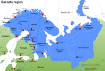 Barentsin alue