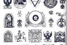 Símbolos y alegorías
