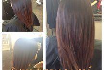 My hair creations