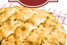 Chook pie