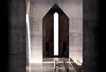Churches / Interior design
