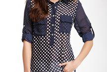 blusas moda