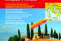 Gli Atlanti Stradali / Viaggiare facile on the road: Italia ed Europa in pratici volumi spiralati dal prezzo competitivo.
