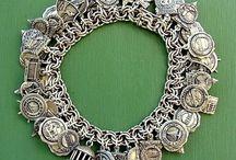 Charm bracelets / by Bridget