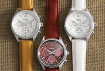 Watches & clocks / by Christie Jarred