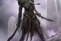 RPG - Monster Mash / Art for Tokens