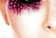 Eyes and Lips Art