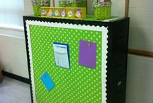 Classroom Decor and Organization  / by Melissa Harris