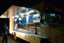 Austin Food Trucks / Food trucks around Austin, Texas offering up some of the best cuisine in Austin! / by Speak Socal