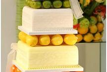 Inn-tricate Wedding Cakes