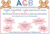 Cursos para familias con bebés / Cursos para familias con bebés Porteo Masaje infantil Estimulación Musica y movimiento Comunicación gestual Y mucho más