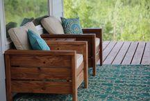 Chaises terrasse