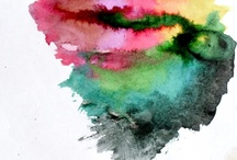 water color art / by Jeremy Gwa