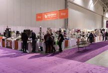 The Marketplace / Images from our tabletop marketplace at the One of a Kind Spring Shows!