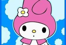 Melody e Sanrio