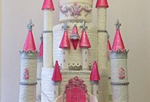 gateau château / Château pour ma princesse