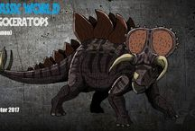 Dinosaurs And Hybrids
