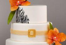 Safari Themed Wedding