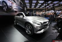 2014 Mercedes-Benz Coupe SUV