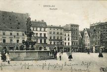 Wrocław Plac Nowy Targ