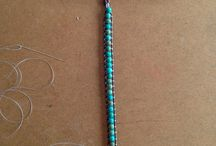 wrap bracelets & necklaces with beads / bracelets