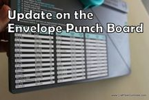 update on envelope punch board