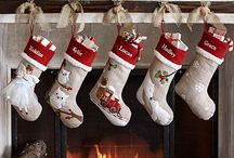 Sew: Christmas Stocking Inspiration / by Madeline