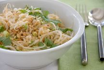 Noodles and Rice