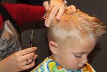 Hair - boys / by Eileen Harris