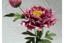 kwiatuszki z cukierka