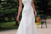 Backyard Wedding Dress Ideas