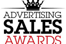 Advertising Sales Awards / Showcasing our superstar employees!