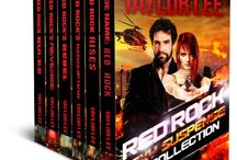 Taylor Lee's Collections / Taylor Lee's Sizzling Romantic Suspense Collections