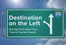 Destination on the Left / A podcast focused on the travel and tourism industry that explores successful collaborations, creative marketing ideas and best practices. Interviews are a mix of Destination Marketers, Industry Leaders, Consultants and businesses in the industry. We explore consumer marketing programs and travel trade marketing programs. This podcast provides an opportunity for professional in the travel & tourism industry to share what they have learned and successes that they have achieved.