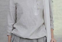 tunik linenLinen Shirts