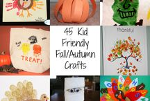 Kid Crafts / by Gail Wade