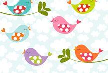 Theme - Birds