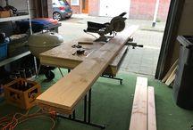 WEBER GBS TABLE 57CM / Ideas for a 57cm Weber GBS in a Table