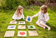 Backyard games / by Jill Raymer