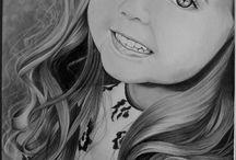 My art / drawings, paintings, sketches