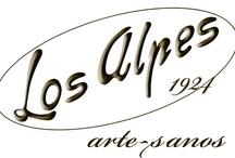 Los Alpes 1924 / Pastelería Los Alpes. Desde 1924. c/ Madrid, 23 La Carolina 953 662 186 http://www.losalpes1924.es  / by Te atiendo... ¡Tu tienda!